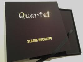 Serena Bocchino, Quartet Portfolio