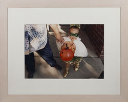 Barbara Beirne, Untitled, from the Children Series, photograph, 12.5 x 17.5 inches, frame size-24 x 29 inches