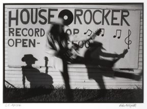 "Brian Ashley White, ""House Rocker"", photograph"