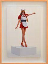 "Takashi Murakami, ""Miss Ko2-Satveri"", digital print, framed - 37 1/2 x 27 1/2 inches, size - 28 3/4 x 19 inches, edition #1/7"