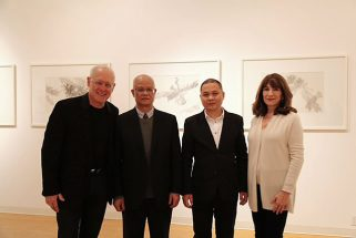 Greg Smith, Qui Zhenzhong, Shen Jinbo, Jean Smith - Formation and Movement, opening reception